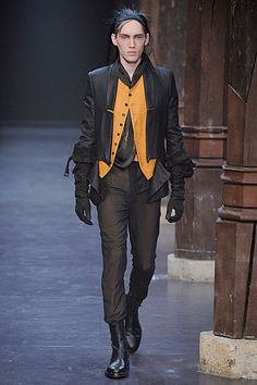 Ann Demeulemeester - Autumn Winter 2011