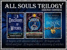 All Souls Trilogy (Deborah Harkness)