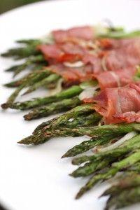 Prosciutto-Wrapped Asparagus #autoimmunepaleo #autoimmuneprotocol