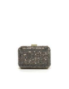 Zara Jewelled Party Box Bag