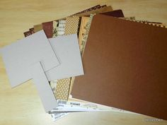 Beccy's Place: Mini Album - Creating the Cover ....great tutorial for cover, pages etc.