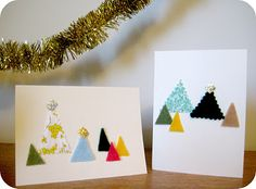 make it dear: project::felt and fabric cards