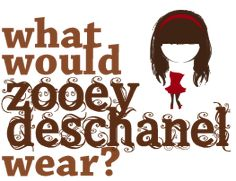 what would zooey wear?
