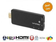 ¡Smartiza tu TV! Mini PC Android TV 4.2 QuadCore #Android #MiniPc