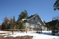 Cabin Rentals In Big Bear Lake On Pinterest