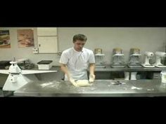 Hand Dough Kneading French Method - YouTube