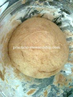 Crock-Pot Homemade (Sourdough) Bread Recipe | Practical Stewardship
