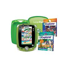 LeapFrog LeapPad2 Explorer Value Bundle - Boys