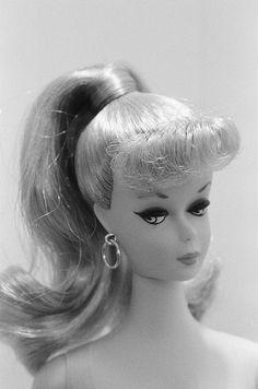 Classic Barbie..