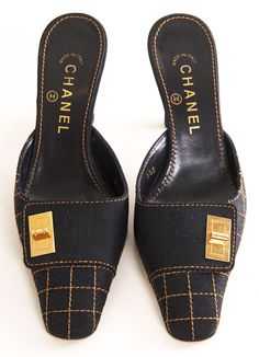 CHANEL HEELS - 'Live The Good Life - All about Luxury Lifestyle