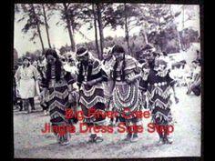 Big River Cree - Jingle Dress Side Step