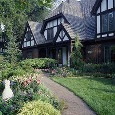 Tudor-Style Houses