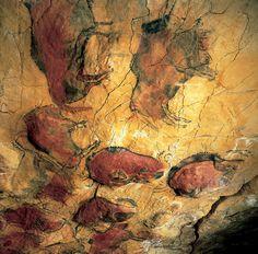 Museo y cuevas de Altamira, en Santillana del Mar #Cantabria #Altamira  #Prehistoria #Paleolitico #Prehistory #Paleolithic #Spain #Travel