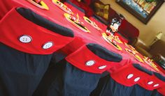 mickey-mouse party