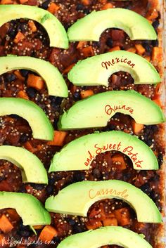 Mexican Quinoa and Sweet Potato Casserole