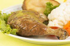 Slow Cooker Tarragon Chicken