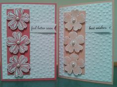 Dotty Flower Shop by Sarah B - Cards and Paper Crafts at Splitcoaststampers