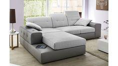 """Polsterecke """"Eliza"""" mit edler Steppung #Sofa #Couch"""