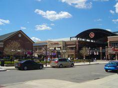 Pullman Square, Huntington WV