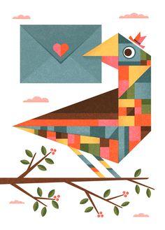 ilustración de Ben Newman