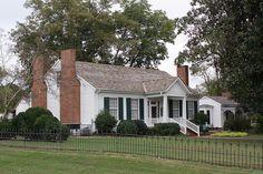 Ivy Green, Helen Keller. Tuscumbia, Alabama