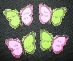 Butterfly Contraction Puzzles