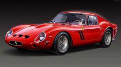 Classic. 1962 Ferrari 250.
