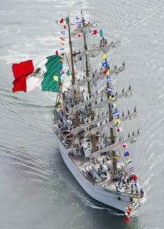 Tall Ships Dublin by Irish Defence Forces, via Flickr