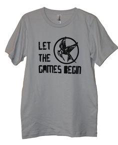 Hunger Games tshirt