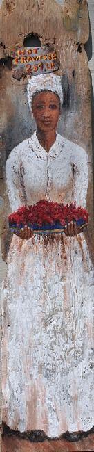 """Crawfish Lady"" by Kip Hayes"