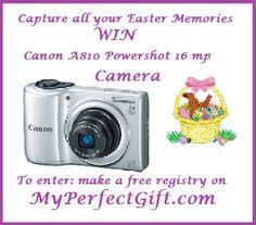 Canon A810 Powershot - ends 3/21