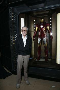Stan Lee [Photo by Thomas Iannaccone]