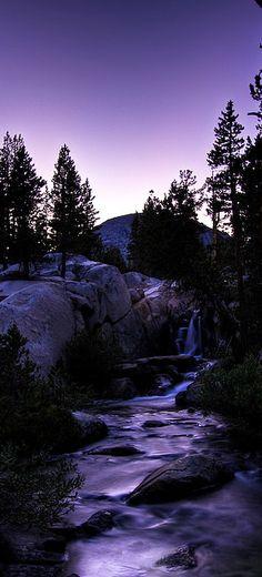 Purple twilight • photo: Nick Keppol on Flickr purpl twilight, nick keppol