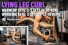 There's nothing quite like the feeling you get after a super tough leg workout. If you haven't felt it in a while, then you need to try Ashley Hoffmann's leg smash. It's brutal, but it's exactly what you need for strong, statuesque legs! Bodybuilding.com