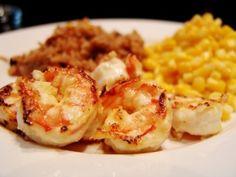 tequila grilled shrimp