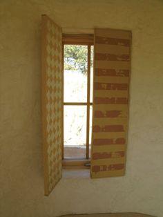 Interior Window Shutters On Pinterest Indoor Window