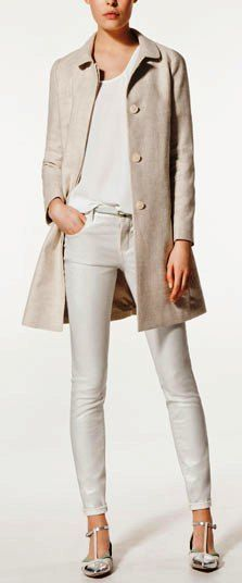 Massimo Dutti- clean, simple and chic