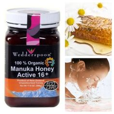 Raw, organic manuka honey works wonders to heal damaged, acne prone skin as well as hyper-pigmentation and scarring. This is by far the best remedy for those who suffer from Dermatillomania or compulsive skin picking disorder. Delicious and full of antioxidants, this rare honey, native to New Zealand, is known to quickly heal and disinfect broken skin. The higher the UMF count, the higher the anti-bacterial properties. You can apply this as a face mask or use it as a gentle daily cleanser.