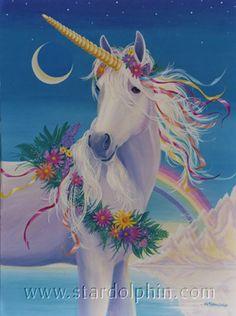 Eva M. Sakmar-Sullivan - Unicorn Rainbow