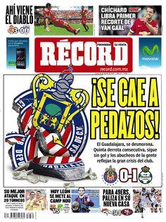México 18 agosto del 2014- RÉCORD