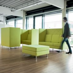 office environment or to simply get away from the busy office for a