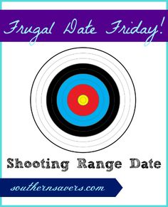 Take your significant other out for a surprise date at the shooting range!