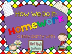 Homework packets