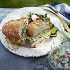 Build a Perfect Sandwich