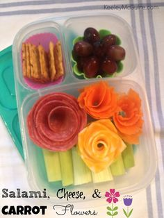 6 Ways to use Salami for School Lunches    packed in #EasyLunchboxes
