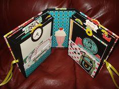 A Creative Operation: Happy Days Mini Album!