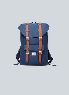 Herschel Supply LT America Backpack, now available at Aritzia.com.
