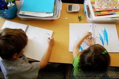 10 Easy Steps to Introduce Journal Writing: Preschool-Third Grade