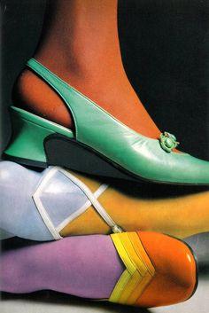 1968 shoe advertisement