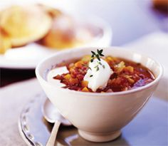 Mexican Style Weight Watchers 0 Points Soup Recipe